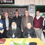 Kairos Palestine committee meeting