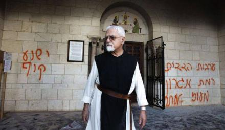 Attacks against Christian properties and churches by Israelis